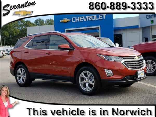 2020 Chevrolet Equinox in Norwich, CT