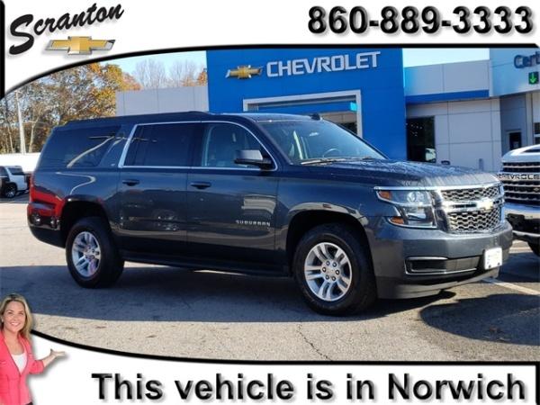 2019 Chevrolet Suburban in Norwich, CT