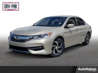2016 Honda Accord Lx Sedan I4 Cvt For In Miami Lakes Fl