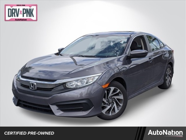 2016 Honda Civic in Miami Lakes, FL