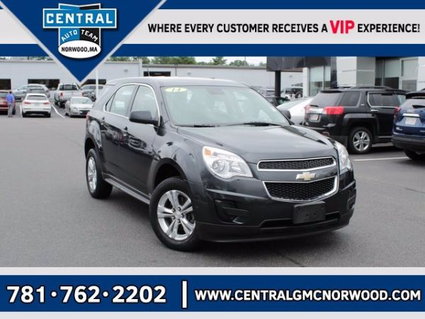 2014 Chevrolet Equinox in Norwood, MA