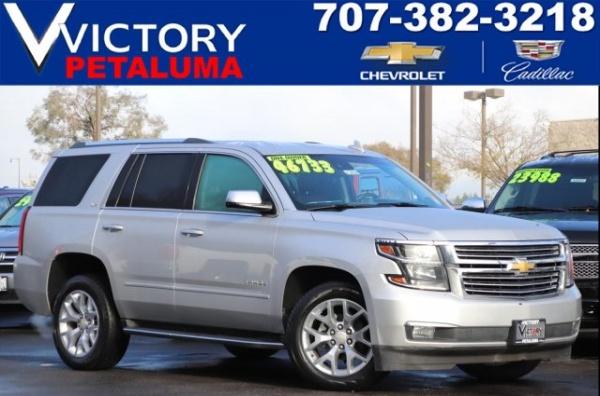2016 Chevrolet Tahoe in Petaluma, CA