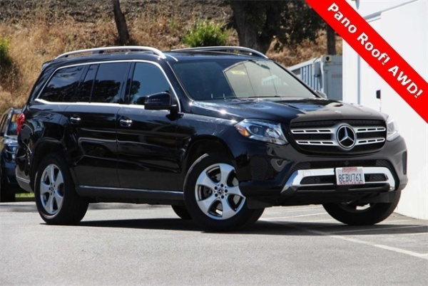 2019 Mercedes-Benz GLS in Concord, CA