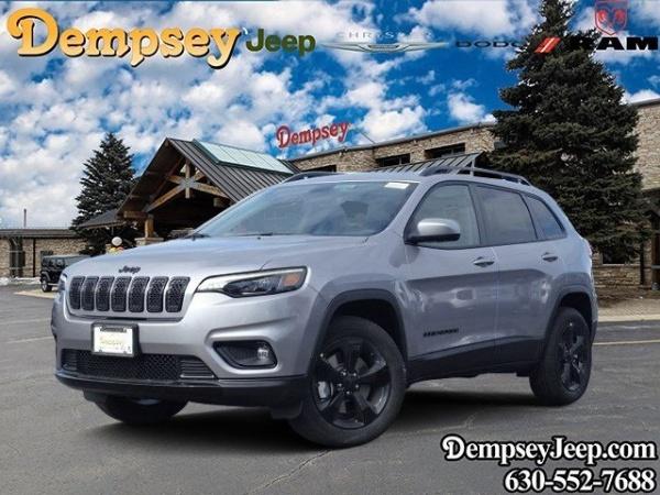 2020 Jeep Cherokee in Plano, IL