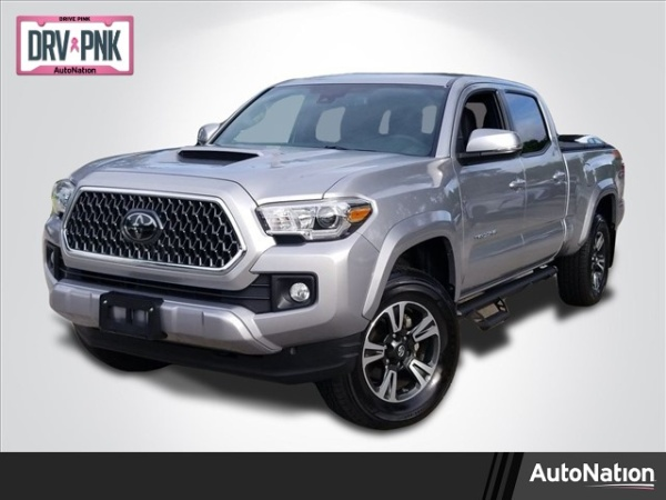 2018 Toyota Tacoma in West Palm Beach, FL