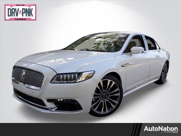 2017 Lincoln Continental in West Palm Beach, FL