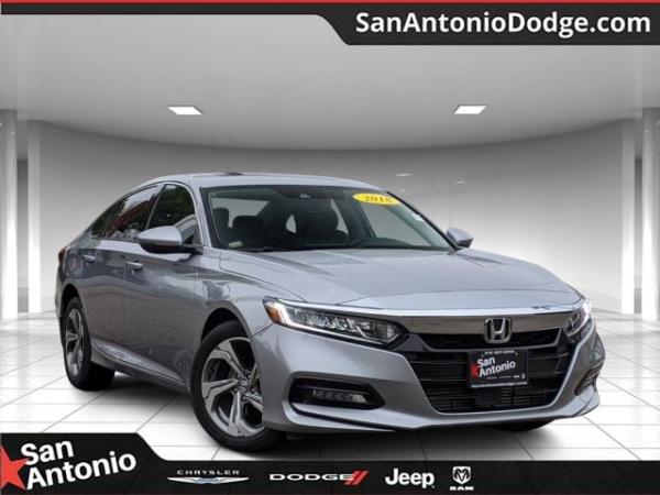 2018 Honda Accord in San Antonio, TX