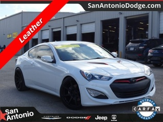 Used 2013 Hyundai Genesis Coupe 3.8 Grand Touring With Tan Leather V6  Automatic For Sale In