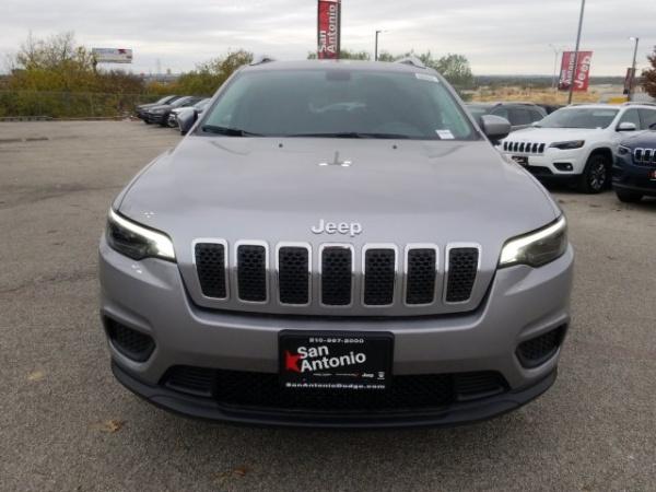 2020 Jeep Cherokee in San Antonio, TX