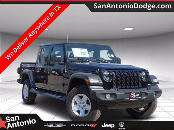 2020 Jeep Gladiator in San Antonio, TX