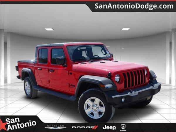 2020 Jeep Gladiator in San Antonio, TX