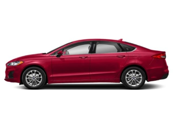 2020 Ford Fusion in Placentia, CA