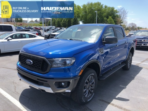2020 Ford Ranger in Kutztown, PA