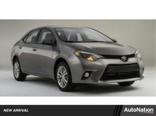 Used 2014 Toyota Corollas For Sale Truecar