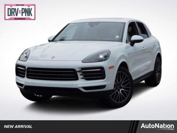 2019 Porsche Cayenne