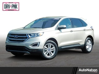 Used  Ford Edge Sel Awd For Sale In Johnson City Tn