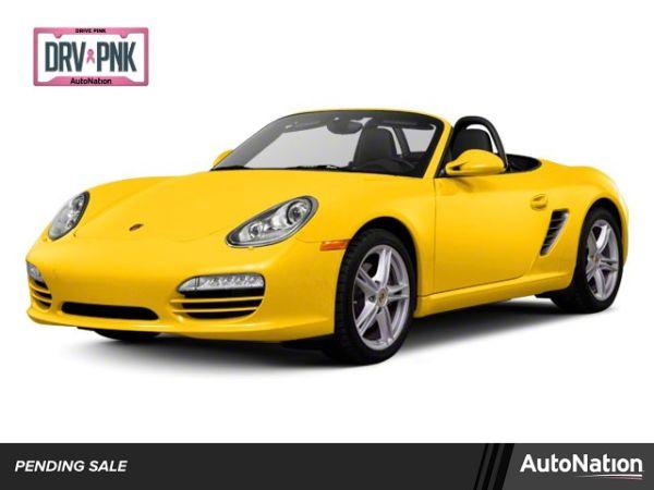 2011 Porsche Boxster Standard