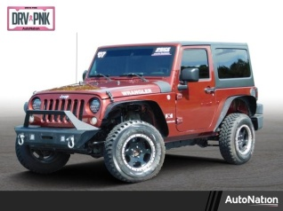 Used 2007 Jeep Wrangler X 4WD For Sale In Johnson City, TN