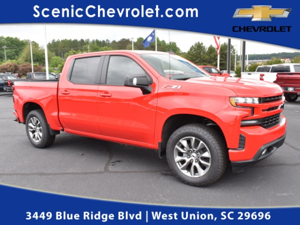 2020 Chevrolet Silverado 1500 in West Union, SC