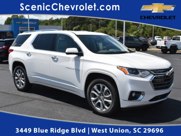 2020 Chevrolet Traverse in West Union, SC