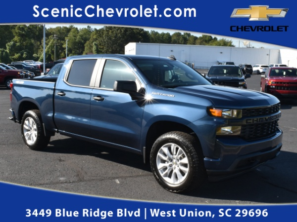 2020 Chevrolet Silverado 1500 in West Union, SC