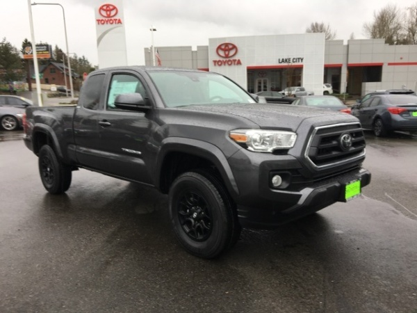 2020 Toyota Tacoma in Seattle, WA