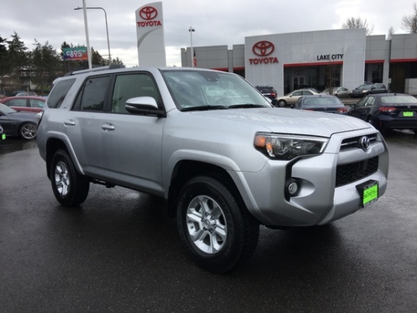 2020 Toyota 4Runner in Seattle, WA