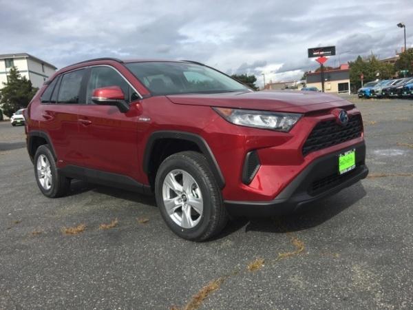 2019 Toyota RAV4 in Seattle, WA