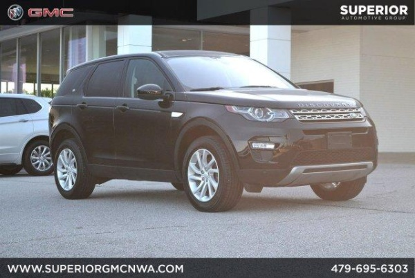 2018 Land Rover Discovery Sport in Fayetteville, AR