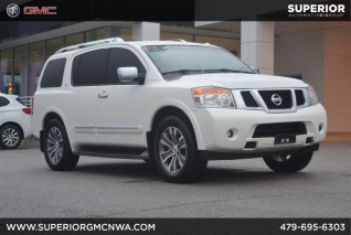 Used 2015 Nissan Armada SL RWD For Sale In Fayetteville, AR