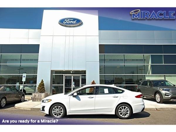 2020 Ford Fusion in Gallatin, TN