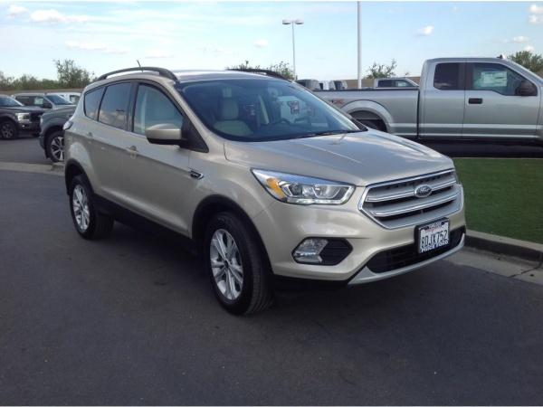 2018 Ford Escape in Turlock, CA