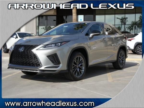 2020 Lexus RX in Peoria, AZ