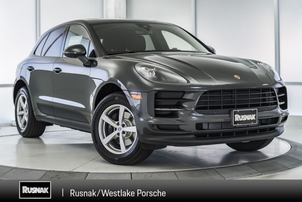 2020 Porsche Macan in Thousand Oaks, CA