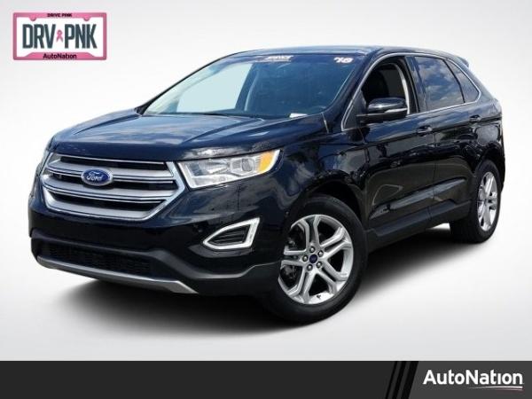 2018 Ford Edge in Tustin, CA