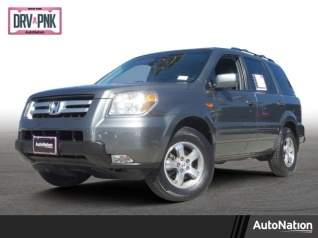 Used 2007 Honda Pilot EX L FWD For Sale In Tustin, CA