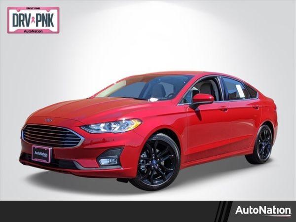 2020 Ford Fusion in Tustin, CA