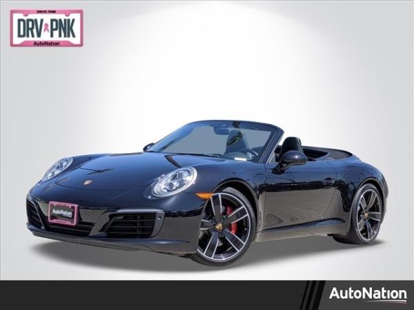 2017 Porsche 911 in Tustin, CA