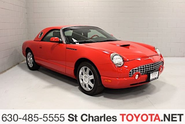 2002 Ford Thunderbird in St Charles, IL