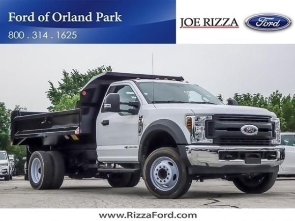 2019 Ford Super Duty F-550 in Orland Park, IL