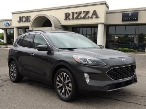 2020 Ford Escape in Orland Park, IL