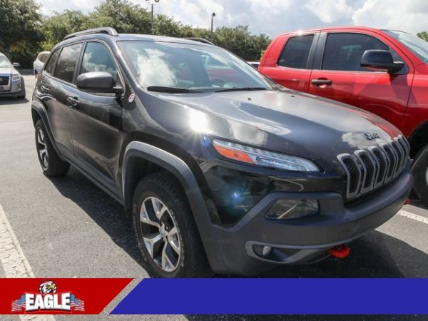 2015 Jeep Cherokee in Homosassa, FL