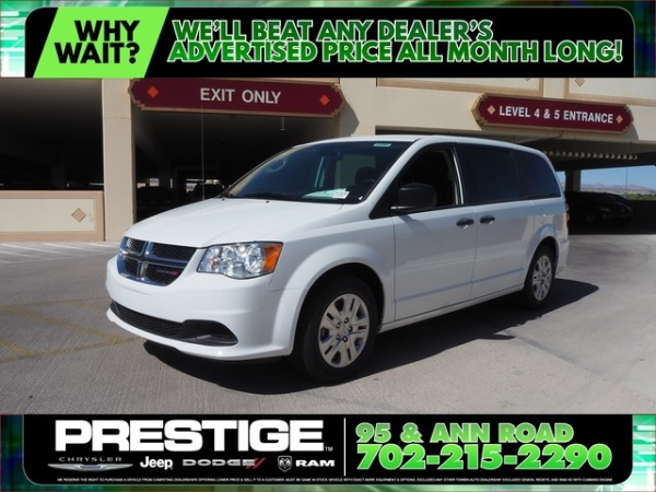 2019 Dodge Grand Caravan in Las Vegas, NV