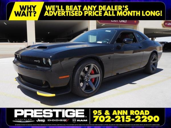 Dodge Dealership Las Vegas >> 2019 Dodge Challenger Srt Hellcat Redeye Rwd For Sale In Las