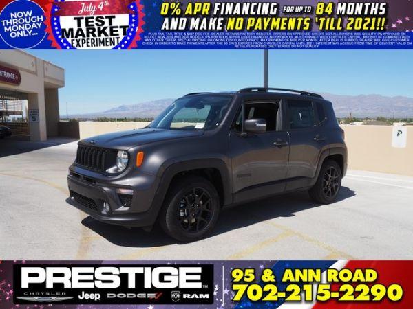 2020 Jeep Renegade in Las Vegas, NV