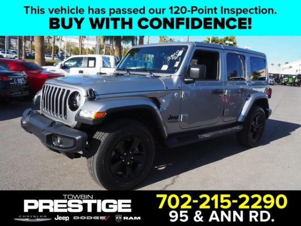 2019 Jeep Wrangler in Las Vegas, NV