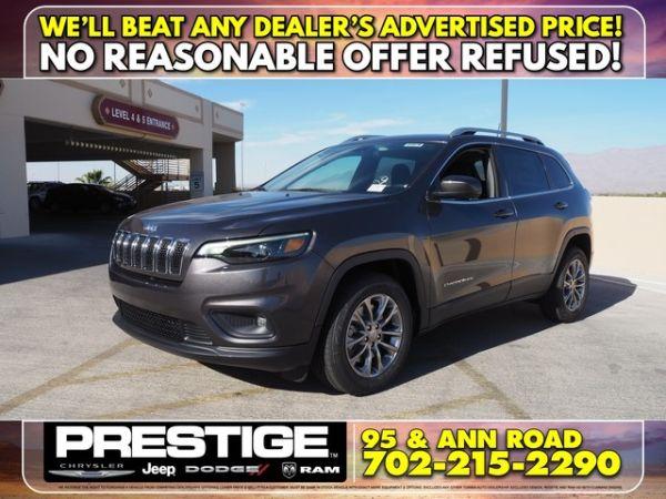2020 Jeep Cherokee in Las Vegas, NV