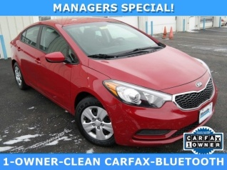 2016 Kia Forte Lx Sedan Automatic For In Marysville Oh