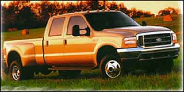 2000 Ford Super Duty F-350 in Marysville, OH