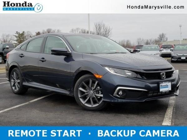 2020 Honda Civic in Marysville, OH